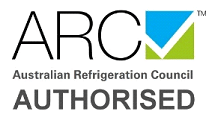 ARC Australian Refrigeration Council Authorised